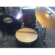 Used Astro 5 piece Maxs516wr Wine Red Drum Kit