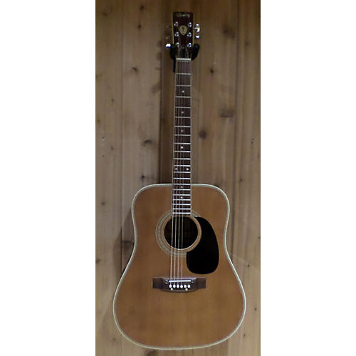 In Store Used Used Atlas 1970s D459 Natural Acoustic Guitar