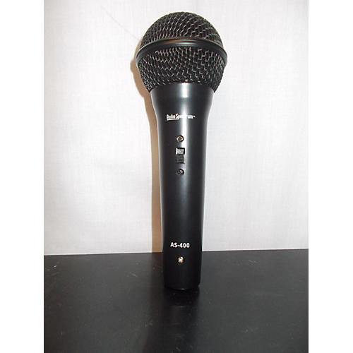 In Store Used Used Audio Spectrum AS-400 Dynamic Microphone
