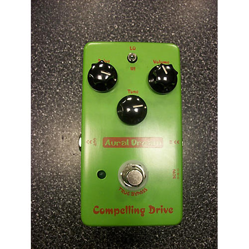 In Store Used Used Aural Dream Compelling Drive Effect Pedal-thumbnail