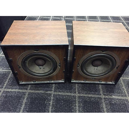 In Store Used Used Auratone 5c Pair Unpowered Monitor