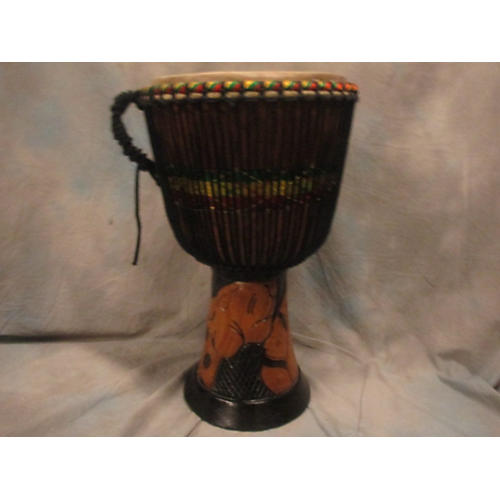 In Store Used Used Authentic African Djembe