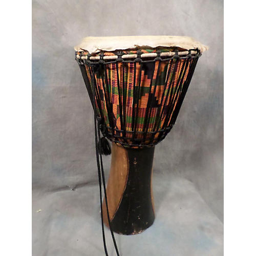 In Store Used Used Authentic Hand Carved Djembe