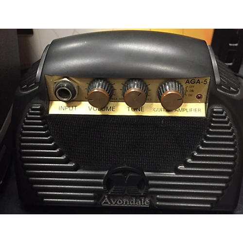 In Store Used Used Avondale Aga5 Battery Powered Amp