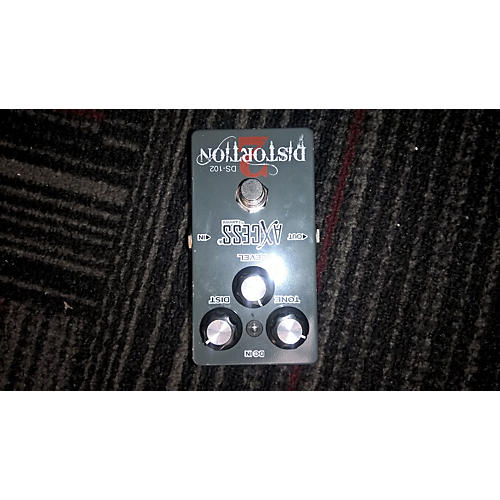 In Store Used Used Axcess Distortion 2 Effect Pedal-thumbnail