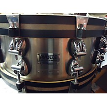 Used Ayotte 5.5X14 Keplinger Snare Drum Stainless Steel