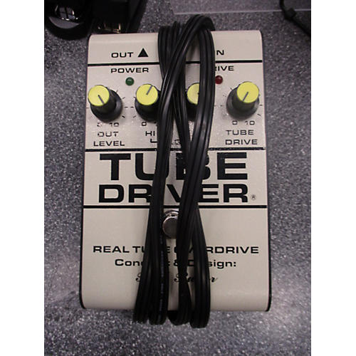 In Store Used Used B. K. BUTLER TUBE DRIVER Effect Pedal-thumbnail