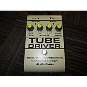Used B.K. Butler TUBE DRIVER Effect Pedal