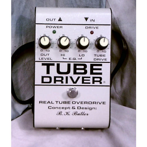 In Store Used Used B.k. Butler Tube Driver Effect Pedal