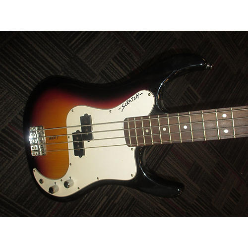 In Store Used Used BALTIMORE P-sTYLE 3 Color Sunburst Electric Bass Guitar 3 Color Sunburst