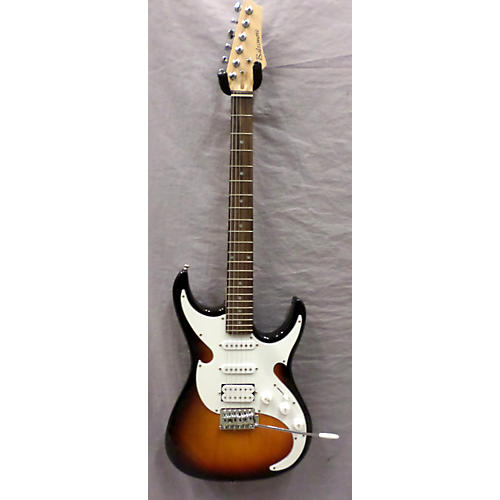 In Store Used Used BALTIMORE SOLID BODY 2 Color Sunburst Solid Body Electric Guitar