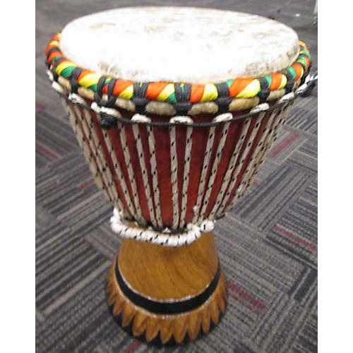 In Store Used Used BAMBA HAND MADE DJEMBE Djembe