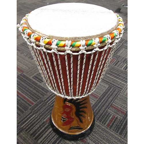 In Store Used Used BAMBA Hand Made Djembe 10