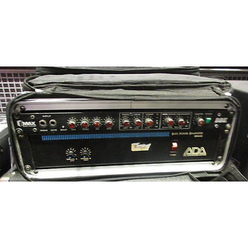 In Store Used Used BBE + ADA B MAX PREAMP + B500B Bass Amp Head-thumbnail
