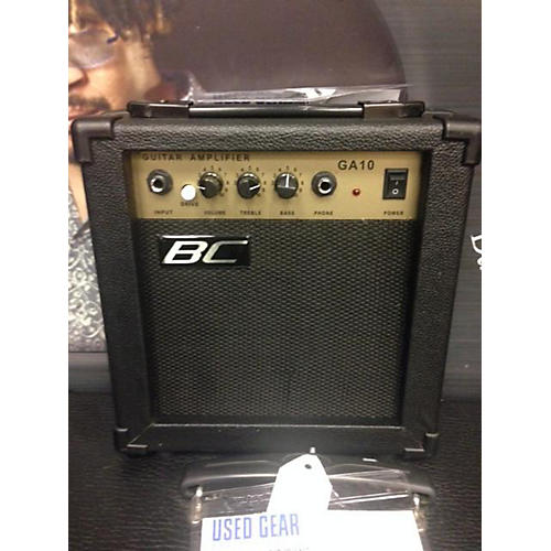 In Store Used Used BC 2010s Amplifier Battery Powered Amp