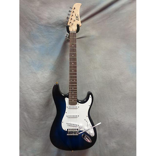 In Store Used Used BC BC ELECTRIC Blue Solid Body Electric Guitar