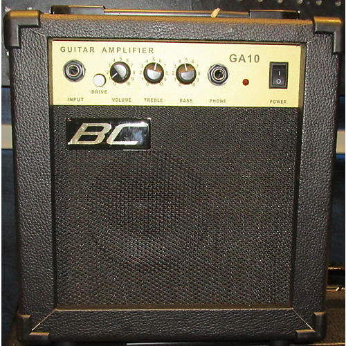In Store Used Used BC GA10 Guitar Combo Amp