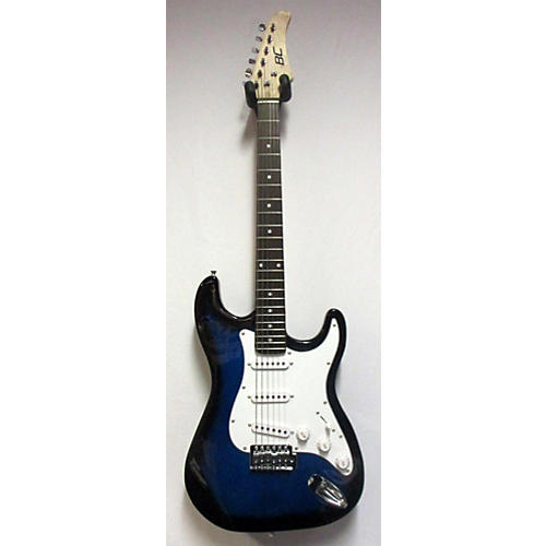 In Store Used Used BC S Style Blue Sunburst Solid Body Electric Guitar