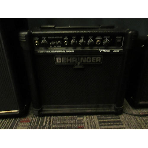 In Store Used Used BEHRIGER GM108 Guitar Combo Amp-thumbnail