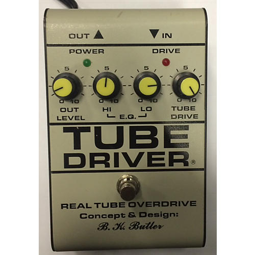 In Store Used Used BK Butler Tube Driver Effect Pedal-thumbnail