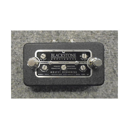 In Store Used Used BLACKSTONE APPLIANCES MOSFET OVERDRIVE Effect Pedal