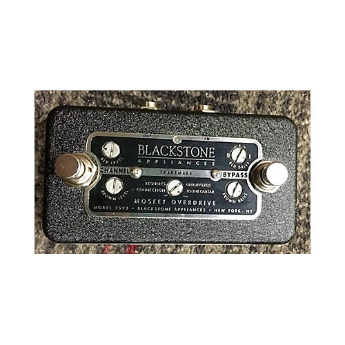 In Store Used Used BLACKSTONE MOSFET OVERDRIVE Effect Pedal