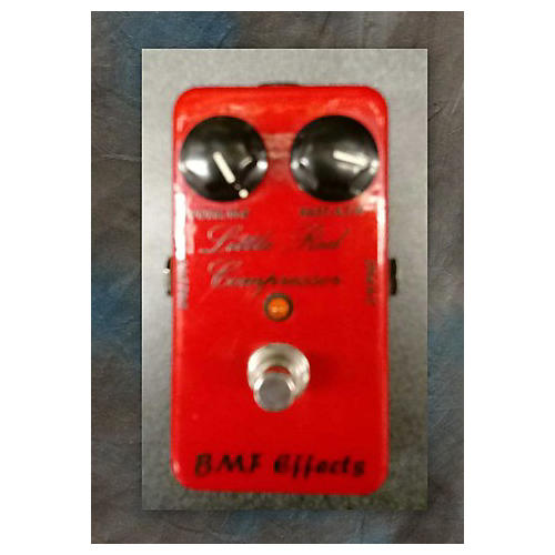In Store Used Used BMF LITTLE RED COMPRESSOR Effect Pedal