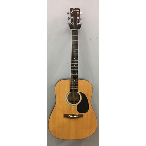 In Store Used Used BOSTON BN-200 N Natural Acoustic Guitar-thumbnail