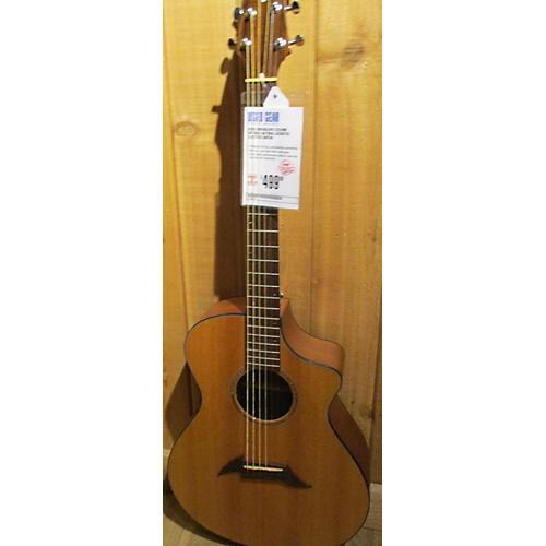 In Store Used Used BREADLOVE C25/SME Antique Natural Acoustic Electric Guitar-thumbnail