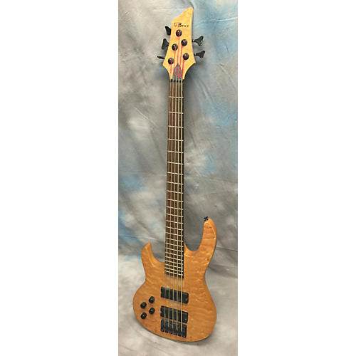 In Store Used Used BRICE  5 BASS Left Handed Natural