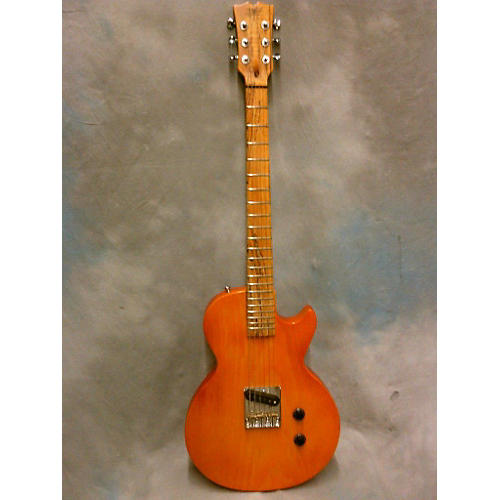In Store Used Used B&V WOOD WORKS THE JELLY Orange Solid Body Electric Guitar