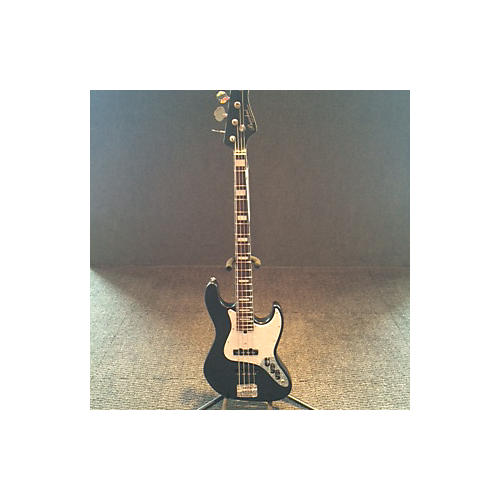 In Store Used Used Bacchus Croft Series Black Electric Bass Guitar