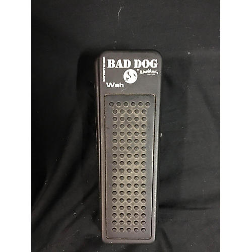 In Store Used Used Bad Dog Wah Pedal Effect Pedal