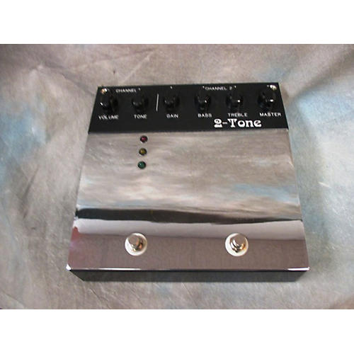 In Store Used Used BadCat 2003 2 Tone Effect Pedal-thumbnail