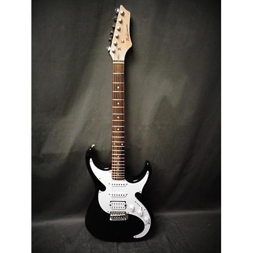 used baltimore strat black solid body electric guitar guitar center. Black Bedroom Furniture Sets. Home Design Ideas