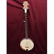 Used Banjo Open-Back Natural Banjo