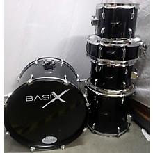Used Basix 5 piece Five Star Drum Kit