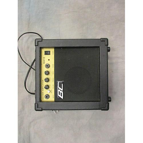 In Store Used Used Bc Ga10 Guitar Combo Amp-thumbnail