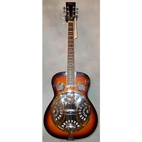 In Store Used Used Bean Blossom Resonator 2 Color Sunburst Resonator Guitar-thumbnail