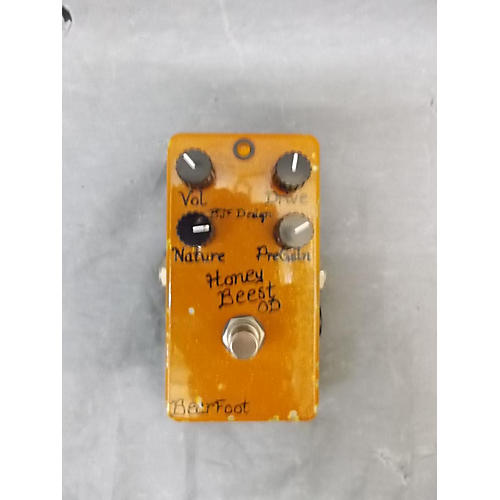 In Store Used Used Bear Feet Honey Beest OD Effect Pedal