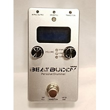Used Beat Buddy Personal Drummer Effect Pedal Package
