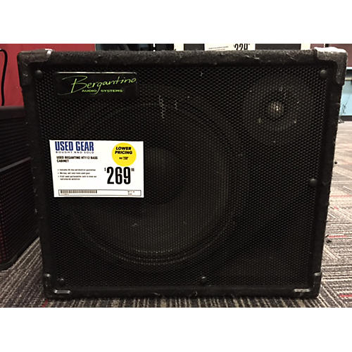 In Store Used Used Begantino Ht112 Bass Cabinet