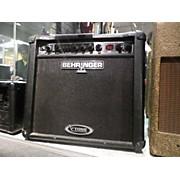 Used Behringer Gmx110 Gmx110 Guitar Combo Amp