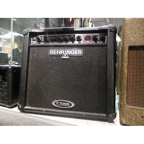 In Store Used Used Behringer Gmx110 Gmx110 Guitar Combo Amp