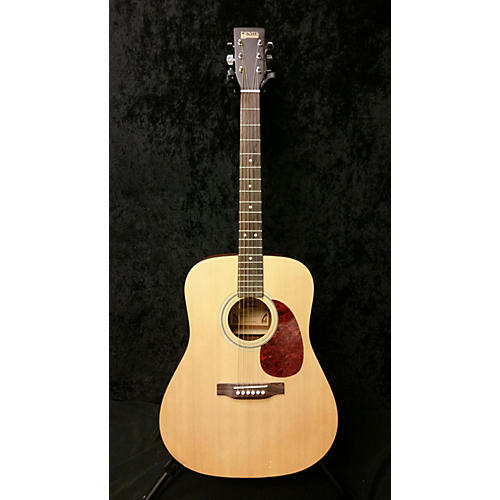 In Store Used Used Bently 5106 Natural Acoustic Guitar
