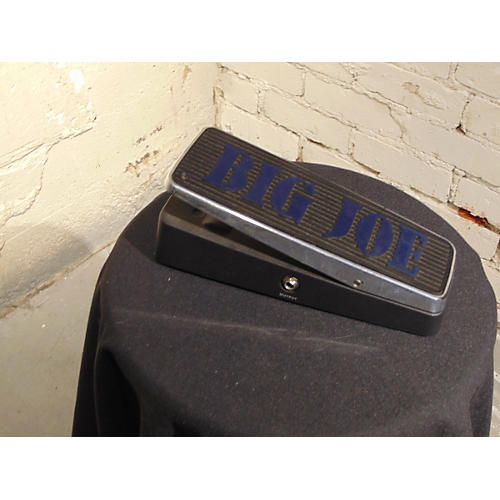 In Store Used Used Big Boy Stomp Box Wah Effect Pedal