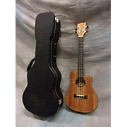 Used Big Island U-BI-KTOE-TRC Koa Natural Ukulele