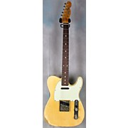 Used Big Tex BTG-55 Blonde Solid Body Electric Guitar