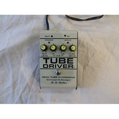 In Store Used Used Bk Butler Tube Driver Effect Pedal