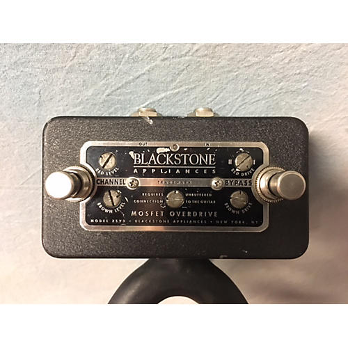 In Store Used Used Blackstone Appliances Model 25V3 Effect Pedal